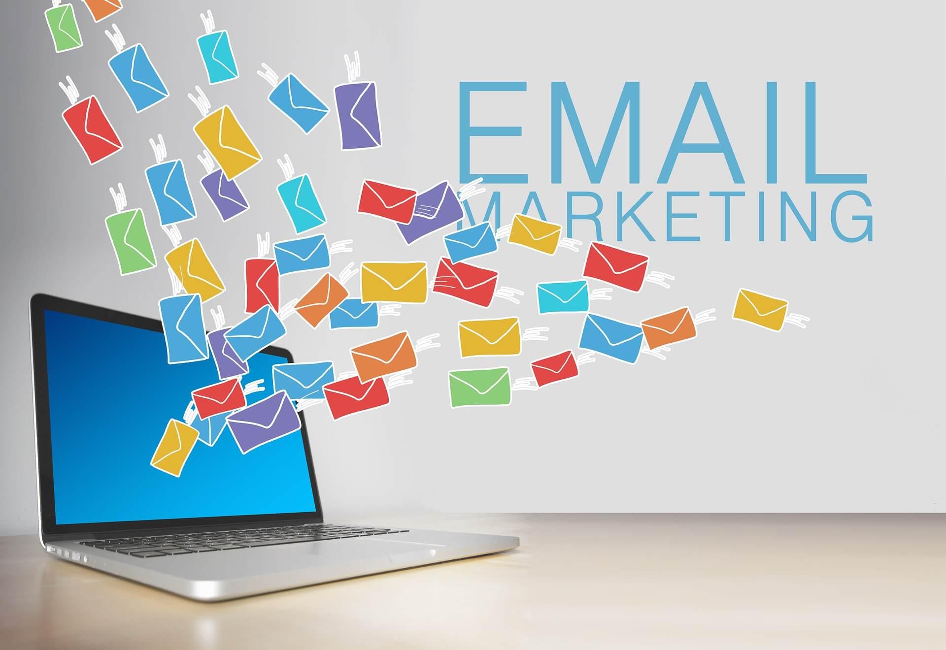 La gestion des Emails